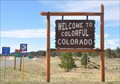 Image for WY/CO Border Crossing on US Highway 287
