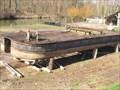 Image for Vieux bateau du Marais. Niort . France