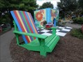 Image for Rainbow Chair - Binghamton, NY