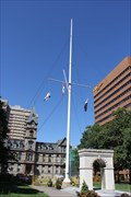 Image for City of Halifax Nautical Flag Pole - Halifax, Nova Scotia