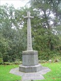 Image for Brathay Church War Memorial Cross, near Ambleside, Cumbria