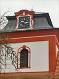 Image for Chateau Clock - Drhovle, Czech Republic