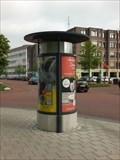 Image for Advertising Column Walburgstraat - Arnhem, Netherlands