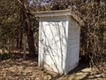 Image for Outhouse at Antioch Cemetery - McDonald County, MO USA