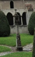 Image for Gotische Totenleuchte Domkreuzgang - Brixen, Trentino-Alto Adige, Italy