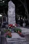 Image for Guilliame Apollinaire (in Pere Lachaise Cemetery)