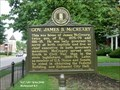 Image for Gov. James B. McCleary - Richmond, KY