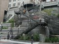 Image for Escalier du Faubourg, Quebec City QC