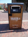 Image for Solar Powered Trash Compactor (Fort Worth Stockyards) - Fort Worth, TX