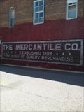 Image for The Mercantile Co. Mural - Berryville AR