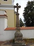 Image for Krizek u kostela sv. Jana Krtitele - Svitávka, Czech Republic