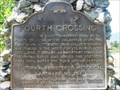 Image for CA Historic Marker: Fourth Crossing