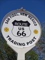 Image for Historic Route 66 - San Fidel Trading Post - New Mexico, USA.