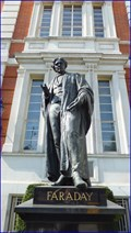 Image for Michael Faraday - Savoy Place, London, UK