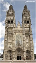 Image for Cathédrale Saint-Gatien / Saint Gatien's Cathedral (Tours, France)