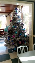 Image for Flo's Cafe Christmas Tree  - Anaheim, CA