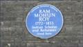 Image for Ram Mohun Roy - Bedford Square, London, UK
