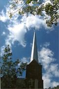 Image for St. James Episcopal Church Steeple - Bolivar, TN