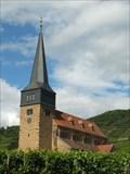 Image for Katholische Kirche St. Nikolaus und Rochus, Mayschoß - Rheinland-Pfalz / Germany