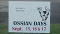 Image for Ossian Days - Ossian IN