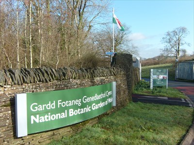 National Botanic Garden of Wales, Carmarthenshire.