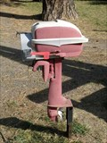 Image for Outboard Motor Mailbox - Wallowa Lake, Oregon
