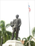 Image for King Chulalongkorn—Korat City, Korat Province, Thailand.