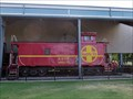 Image for ATSF Caboose 999275 - Brownwood, TX