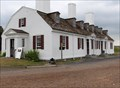 Image for Officers' Quarters - Fort Anne - Annapolis Royal, Nova Scotia
