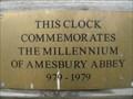 Image for Amesbury Abbey - 1000 Years - Amesbury, Wiltshire, UK
