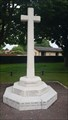 Image for Combined WWI / WWII memorial cross - Scole, Norfolk