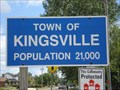 Image for Town Of Kingsville - Ontario, Canada