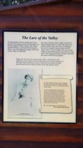 Image for Lure of the valley, Pauline Johnson