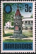 Image for Montefiore Drinking Fountain (Monument) - Bridgetown, Barbados