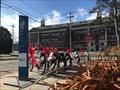 Image for JUMP Bike Share at Hope Street and Alumni Avenue - Providence, Rhode Island USA