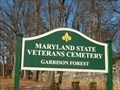 Image for Maryland State Veterans Cemetery Garrison Forest - Owings Mills MD