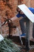 Image for Toubin Park Water Pump -- Brenham TX