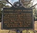 Image for General James Patton - Waynesboro, MS