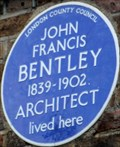 Image for John France Bentley - Old Town, Clapham, London, UK