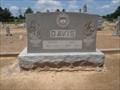 Image for Davis - Cox Cemetery - Canton, TX