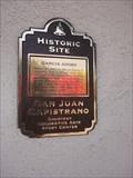 Image for Garcia Adobe  -  San Juan Capistrano, CA