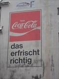Image for Coca-Cola Mural in 95028 Hof, Saale / Germany