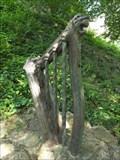 Image for Harp at the Burg Olbrück, RLP / Germany