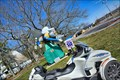 Image for Fighting Seabee Statue - North Kingston RI