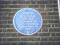 Image for Simon Bolivar - Duke Street, London, UK