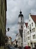 Image for Katholische Pfarrkirche St. Peter - Neuburg an der Donau, Lk Neuburg-Schrobenhausen, Bavaria, Germany