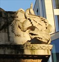Image for Dragons -- Great Fire Monument, City of London, UK