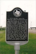 Image for Company F, 142 Infantry, 36th Division WWII Memorial - Canyon TX