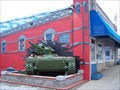 Image for Tank Mural - Eldred, Pennsylvania