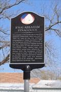Image for B'nai Abraham Synagogue -- Brenham TX